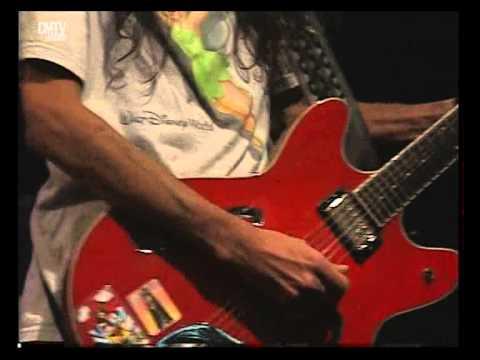 Jóvenes Pordioseros video Quiero tocar - CM Vivo 2007
