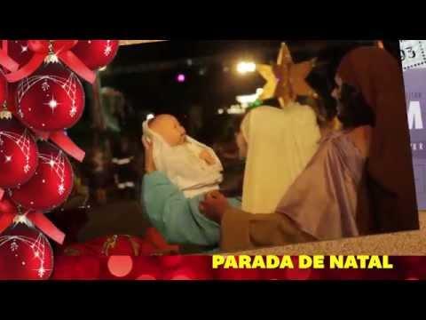 OURINHOS PARADA DE NATAL 2014