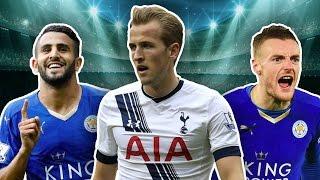 Premier League Team Of The Season 2015/16 by Football Daily