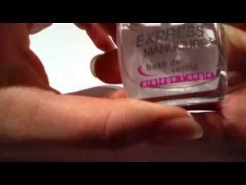 comment fortifier ongles