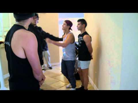 Behind the Scenes: Big Boy and Vitaly prank the Janoskians   BigBoyTV