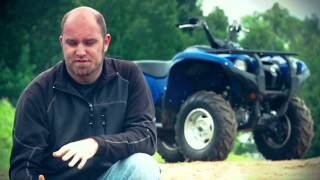 9. ATV Test Ride: 2012 Yamaha Grizzly 700