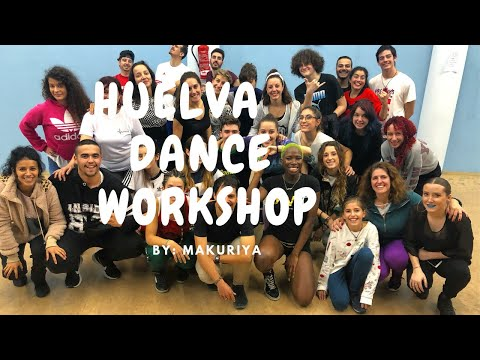 DJ Flex & Tizo Gwara X GodsPlan Huelva Dance Workshop