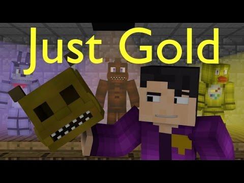 Five Nights At Freddy's. [RU] - Just Gold (видео)