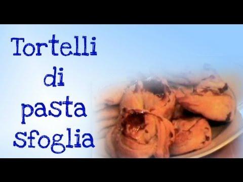 tortelli di pasta sfoglia - ricetta