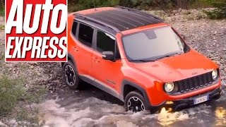 9. Jeep Renegade review - tested on and off-road