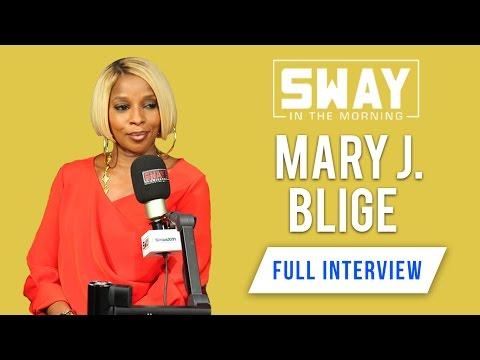 Mary J. Blige Talks Single Life, New Mu