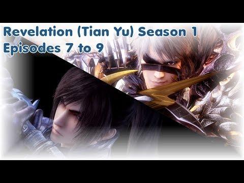 Revelation Online (Tian Yu) S1 - Episodes 7 to 9 English Subbed