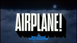 Nonton Airplane   1980  Title Sequence   End Credits Film Subtitle Indonesia Streaming Movie Download
