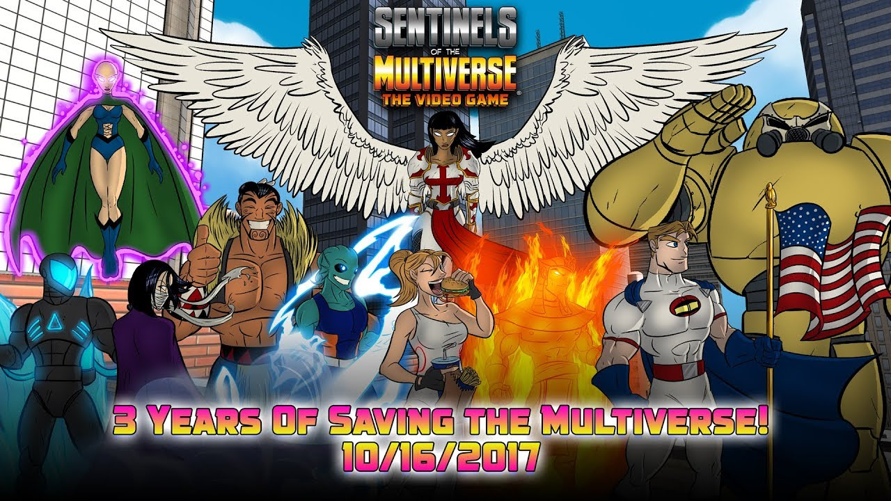 photo image Biggest Price Drop Celebrates 'Sentinels of the Multiverse' 3-Year Anniversary
