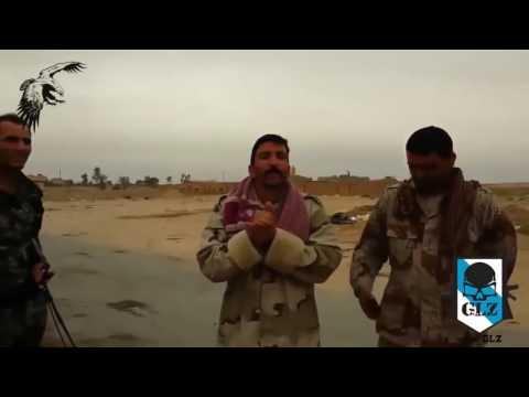 🔴Применение установки 'Буратино' в Сирии   страшное зрелище - DomaVideo.Ru