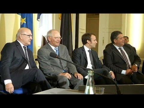 Almanya ve Fransa'dan krize karşı ortak adım