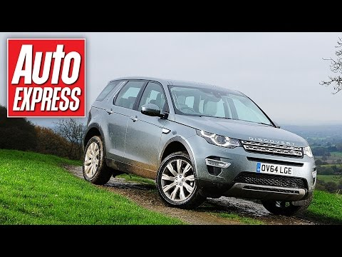 Land Rover Discovery Sport – first drive review of the new baby Land Rover