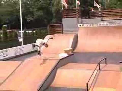 inline one skatepark promo