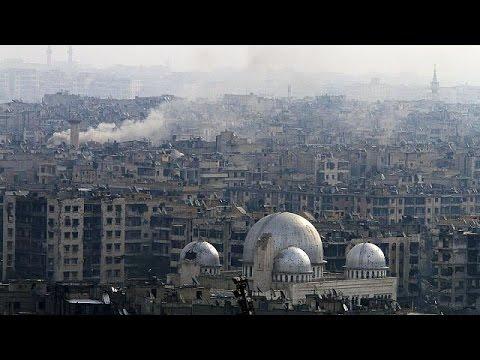 Συρία: Σινορωσικό μπλόκο στην κατάπαυση του πυρός στο Χαλέπι