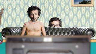 Flight of the Conchords on Kiwi egg omelettes