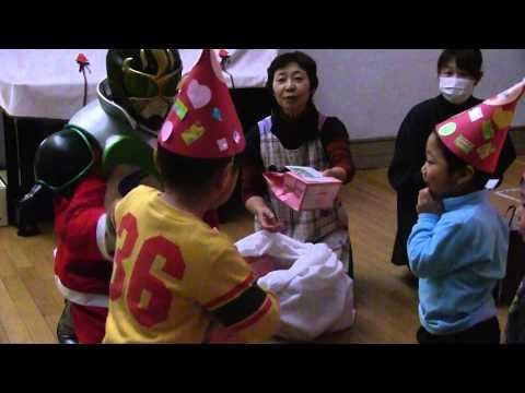 【西和賀NEWS】川尻保育園 クリスマス会