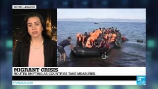 Dziennikarka, która płynęła na łódce z imigrantami: Tylko 20% to Syryjczycy