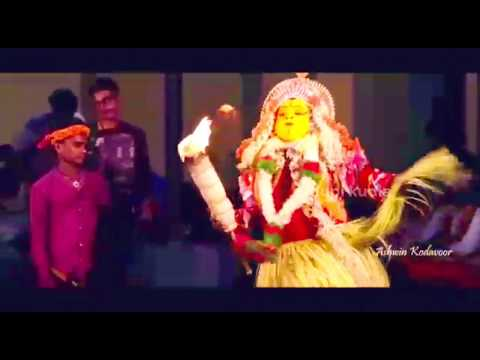 Video Tulu Kola Song Va Porluya with Bhootha kola video download in MP3, 3GP, MP4, WEBM, AVI, FLV January 2017