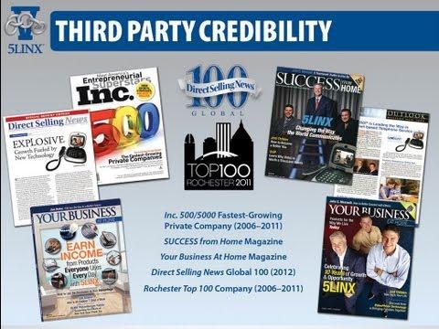 2013 5LINX Business Opportunity Presentation : Steve Carter, DPSVP
