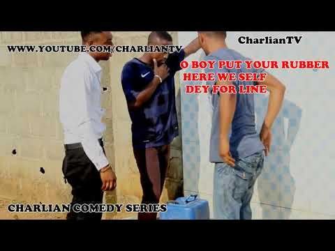 GIVE ME WATER (Mark Angel Comedy) (CHARLIAN COMEDY) MarkAngelComedy CharlianTV