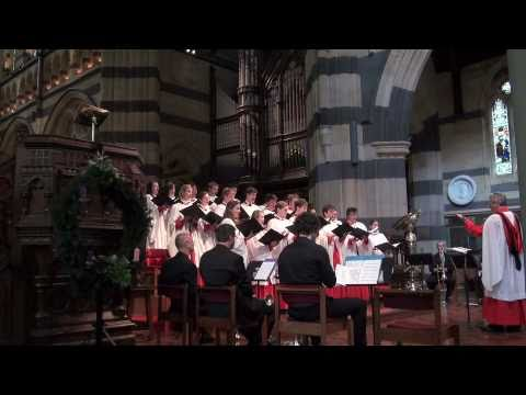 Carols in the Cathedral 2010