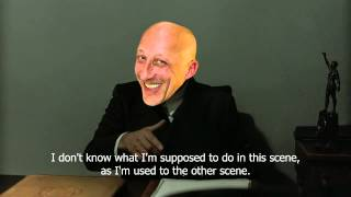 Oliver Hirschbiegel appears in a Downfall Parody