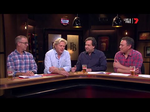 The Front Bar | Fresh From The Archives: Dermott Brereton