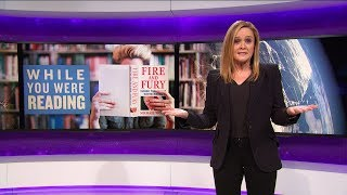 Video Beyond the Fire & Fury | January 10, 2018 Act 1 | Full Frontal on TBS MP3, 3GP, MP4, WEBM, AVI, FLV Januari 2018