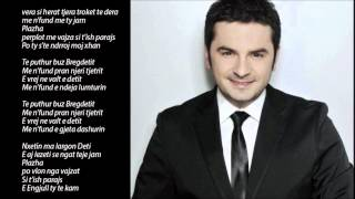 SOKOL GJAKOVA - Vera Me Ty-(Tekst)