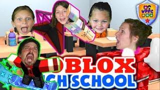 WORST PRINCIPAL & STUDENT EVER! BAD CLASS! TEACHER QUITS ROBLOX HIGH SCHOOL | WPFG FAMILY GAMING