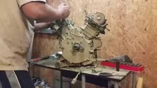 1. Can Am Renegade/Outlander 500,650,800 Engine Tear Down (G1)