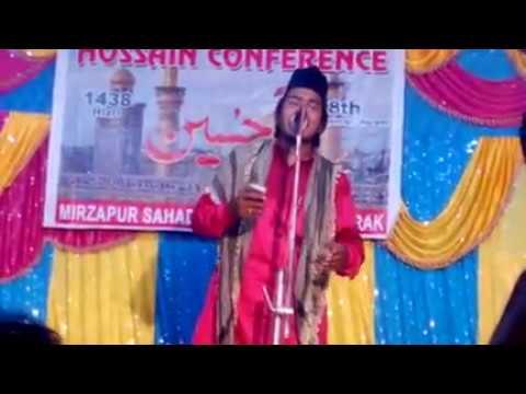 Video Nadeem Faizi Madhupuri NEW KALAM 2018 || Madine Main Hai || New Naat 2018 download in MP3, 3GP, MP4, WEBM, AVI, FLV January 2017