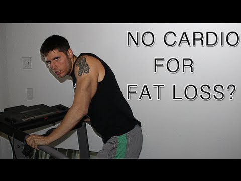 Fat Loss - Is cardio REALLY necessary to lose weight, get cut, get shredded, get abs, etc.? In this video I discuss what cardio should really be used for, and how way t...