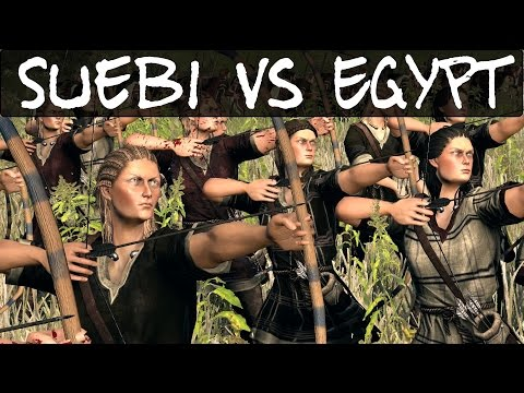 150 - Well not the end all showing of Suebi, but a first look at them in this patch. Enjoy!