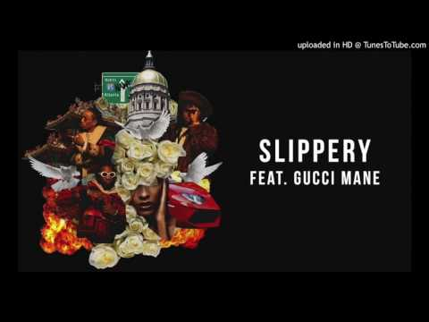 Migos - Slippery feat. Gucci Mane [Official Video)