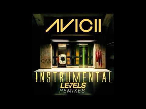 Avicii - Levels (Skrillex Remix) (Instrumental) HD