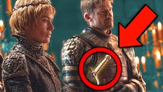 Game of Thrones Season 7 Trailer gets a Full Breakdown! Game of Thrones Easter Eggs and Season 7 Trailer Details You ...
