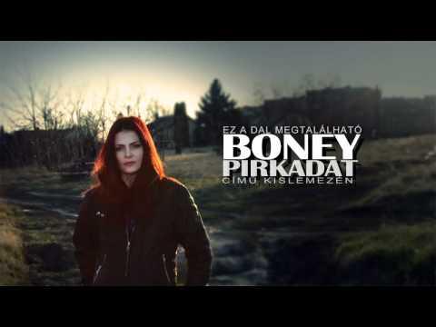 Boney - Ritka pillanat Km. Demeter Fanni