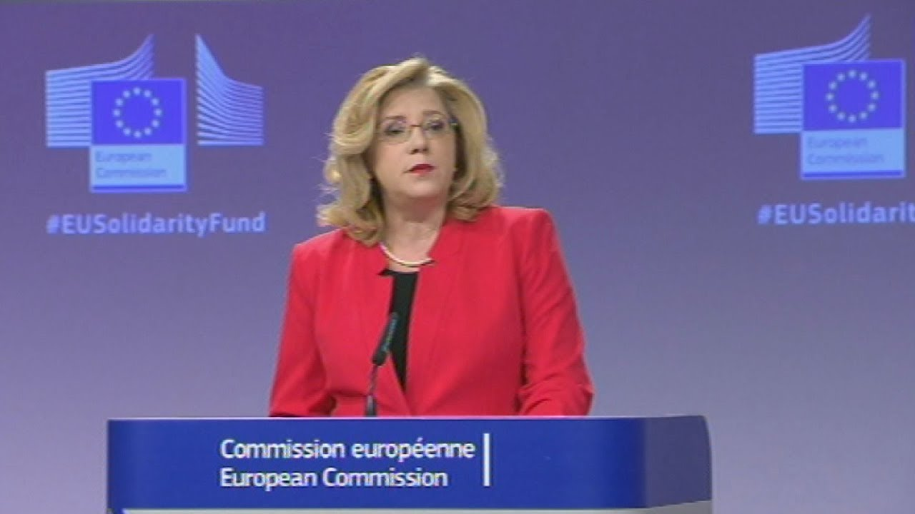 Δηλώσεις της Κορ. Κρέτσου  σχετικά με το Ταμείο Αλληλεγγύης της ΕΕ για την Ελλάδα