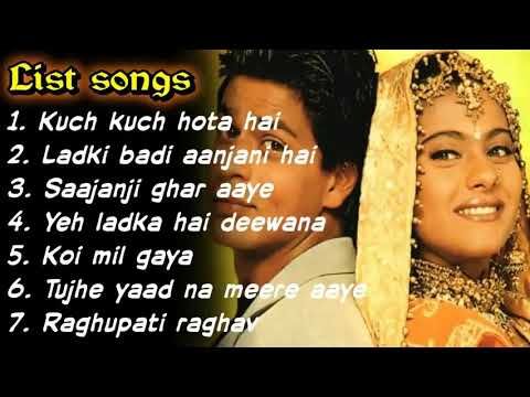 Kuch Kuch Hota Hai Jukebox - Shahrukh Khan | Kajol | Rani Mukherjee | Full Song Audio 2019