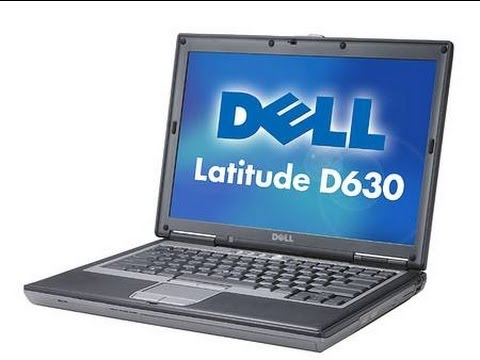 Dell Latitude D630- Review
