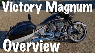 4. Review of 2016 Victory Magnum Motorcycle-21