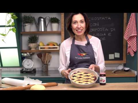 Crostata Ciliegia e Aloe | Non Solo Buono