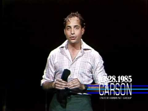 Jon Lovitz Appears as the Pathological Liar on Johnny Carson's Tonight Show