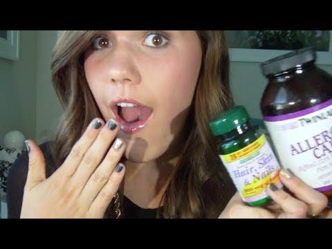 Skin Clearing Vitamins!?