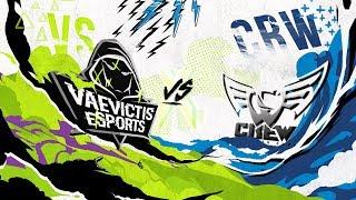 VS vs CRW — Rift Rivals, День 1, Игра 2 / LCL