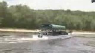 Lake Delton (WI) United States  City new picture : Wisconsin Dells - Duck ride, Lake Delton breached