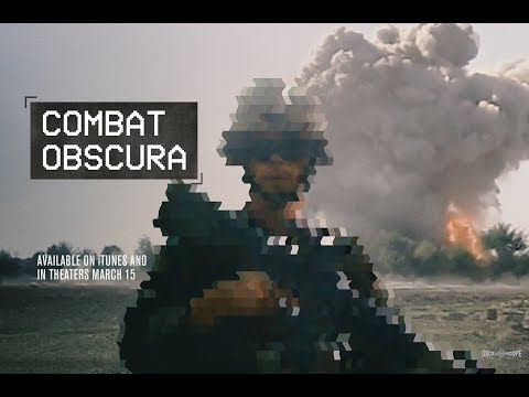 Combat Obscura Official Trailer Oscilloscope Laboratories