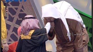 Video Syekh Ali Jaber Cium Tangan Rasyid 7 Thn - Hafiz Indonesia 2014 MP3, 3GP, MP4, WEBM, AVI, FLV September 2019
